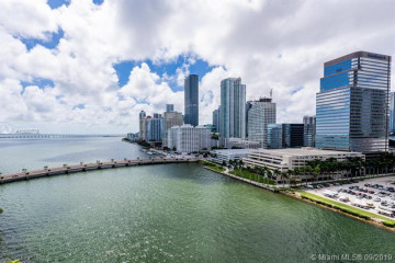 Home for Sale at 701 Brickell Key #1703, Miami FL 33131