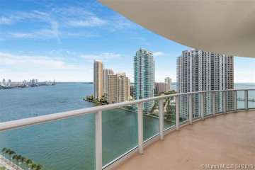 Home for Sale at 300 S Biscayne Blvd #T-2010, Miami FL 33131