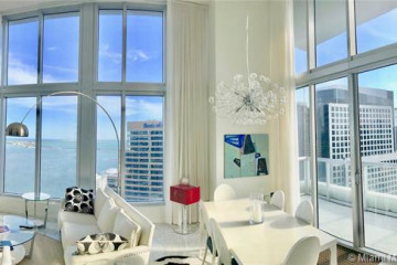 Home for Sale at 485 Brickell Ave #4008, Miami FL 33131