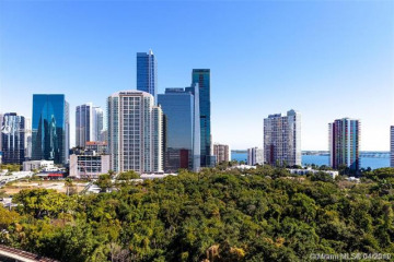 Home for Sale at 1600 SW 1st Ave #712, Miami FL 33129