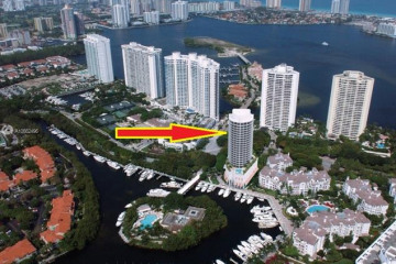 Home for Sale at 4100 Island Blvd #1403, Aventura FL 33160