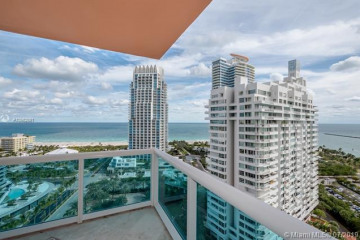 Home for Sale at 300 S Pointe Dr #2006, Miami Beach FL 33139