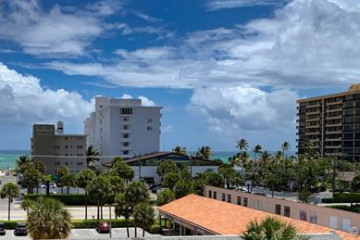 Home for Sale at 1200 Hibiscus Ave #505, Pompano Beach FL 33062