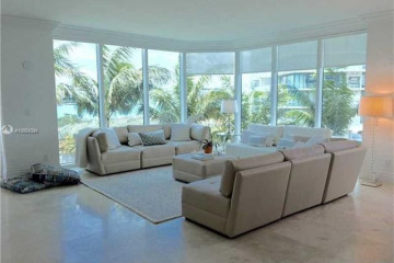 Home for Rent at 300 S Pointe Dr #703, Miami Beach FL 33139