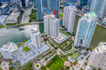 Home for Sale at 801 Brickell Key Blvd #1404, Miami FL 33131
