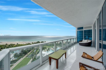 Home for Sale at 100 S Pointe Dr #1109, Miami Beach FL 33139