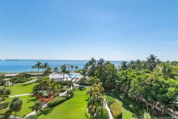 Home for Rent at 607 Ocean Dr #6J, Key Biscayne FL 33149