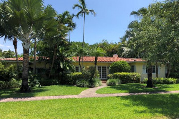 Home for Rent at 1215 Santona St, Coral Gables FL 33146
