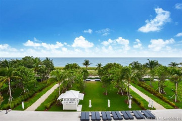 Home for Sale at 9001 Collins Ave #S-307, Miami FL 33154