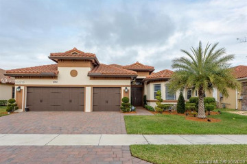 Home for Rent at 8961 Edgewater Pl, Parkland FL 33076