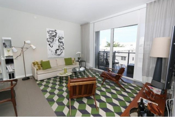 Home for Rent at 2100 Park Ave. #402, Miami Beach FL 33139