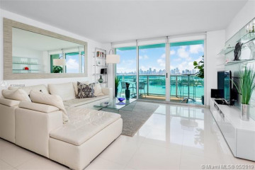 Home for Sale at 650 West Ave #2407, Miami Beach FL 33139