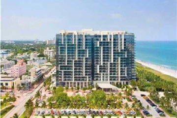 Home for Sale at 2201 Collins Ave #1526, Miami Beach FL 33139