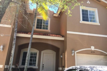 Home for Sale at 8534 SW 214th Way, Cutler Bay FL 33189