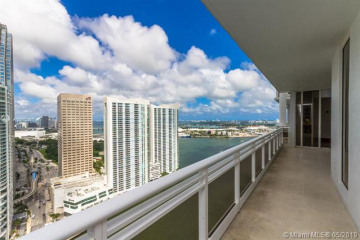 Home for Rent at 901 Brickell Key Blvd #3605, Miami FL 33131