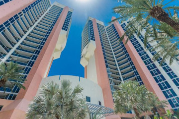 Home for Sale at 19333 Collins Ave #2606, Sunny Isles Beach FL 33160