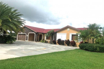Home for Sale at 24450 SW 214th Pl, Homestead FL 33031