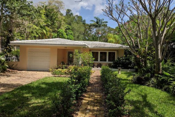 Home for Rent at 737 Tibidabo Ave, Coral Gables FL 33143
