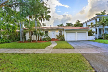 Home for Rent at 5610 San Vicente Street, Coral Gables FL 33146