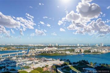 Home for Sale at 253 NE 2nd #2205, Miami FL 33132