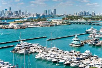 Home for Rent at 400 Alton Rd #1509, Miami Beach FL 33139