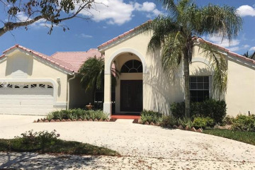 Home for Rent at 794 Lake Blvd, Weston FL 33326
