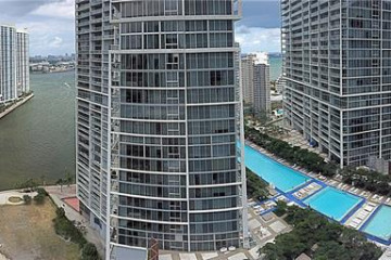 Home for Sale at 485 Brickell Ave #2802, Miami FL 33131