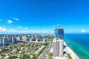 Home for Sale at 18555 Collins Ave #5004, Sunny Isles Beach FL 33160