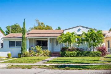 Home for Sale at 1611 SW 21st St, Miami FL 33145