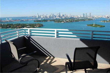 Home for Rent at 1330 West Ave #LPH02, Miami Beach FL 33139