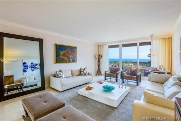 Home for Sale at 781 Crandon Blvd #802, Key Biscayne FL 33149