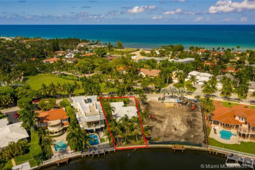 Home for Sale at 460 N Parkway Pkwy, Golden Beach FL 33160