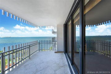 Home for Sale at 2 Grove Isle Dr #B1001, Miami FL 33133