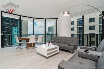 Home for Rent at 55 SW 9th St #2308, Miami FL 33130