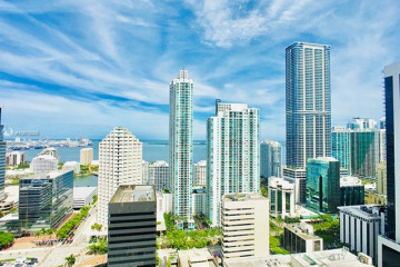 Home for Rent at 801 S Miami Ave #3102, Miami FL 33130