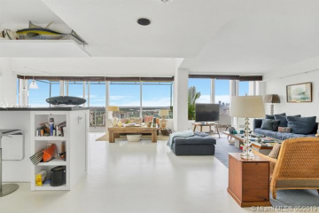 Home for Sale at 400 S Pointe Dr #2403, Miami Beach FL 33139