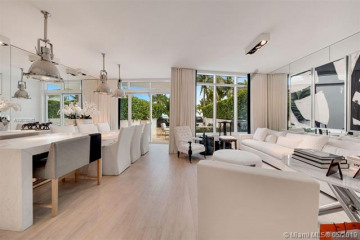 Home for Sale at 50 S Pointe Dr #TWN5, Miami Beach FL 33139