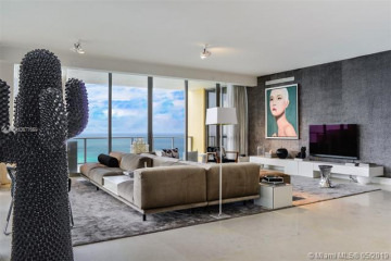 Home for Sale at 17749 Collins Ave #2801, Sunny Isles Beach FL 33160