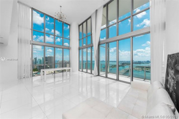 Home for Sale at 1100 Biscayne #3906/07, Miami FL 33132