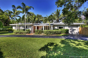 Home for Sale at 8000 SW 62nd Ct, South Miami FL 33143