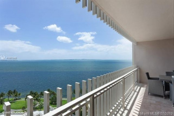 Home for Sale at 2 Grove Isle Dr #B1705, Miami FL 33133