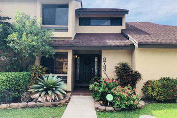 Home for Sale at 8733 Cleary Blvd, Plantation FL 33324