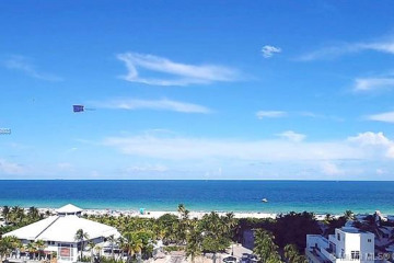 Home for Sale at 1 Collins Ave #603, Miami Beach FL 33139