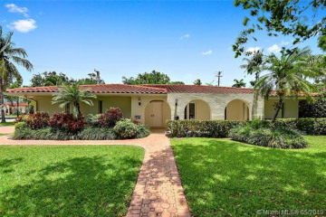 Home for Rent at 1177 Sunset Rd, Coral Gables FL 33143