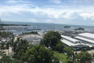 Home for Rent at 2645 S Bayshore Dr #1003, Miami FL 33133