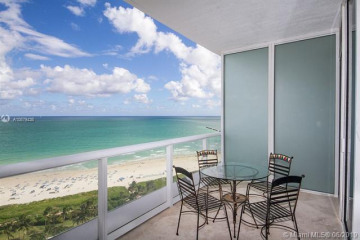 Home for Rent at 100 S Pointe Dr #1807, Miami Beach FL 33139
