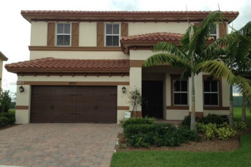 Home for Rent at 9061 Cattail Rn, Parkland FL 33076
