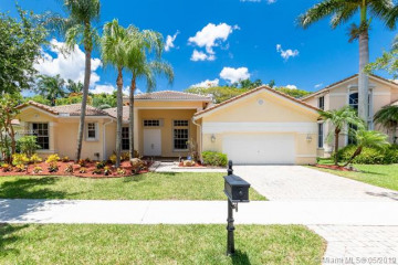 Home for Rent at 3967 Nighthawk Dr, Weston FL 33331