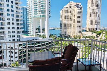 Home for Sale at 701 Brickell Key Blvd #1106, Miami FL 33131