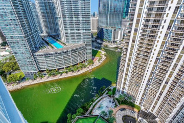 Home for Sale at 801 Brickell Key Bl #PH-8, Miami FL 33131